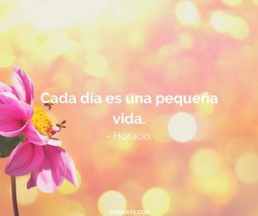 cada dia_Horacio
